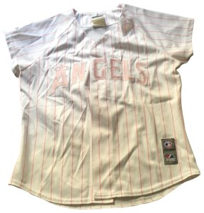 Majestic MLB like Angels new jersey