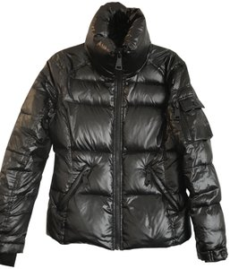 SAM. Puffer Short Coat