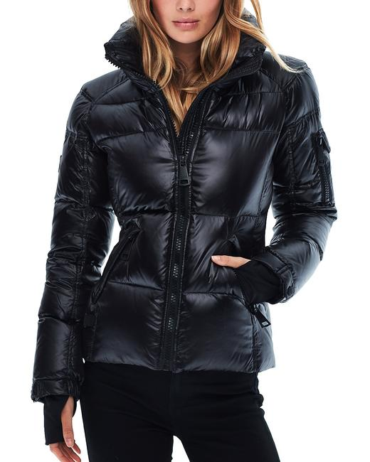 003a49b76aa SAM. Black Freestyle Down Puffer Color (Jet) Medium Coat Size 8 (M ...