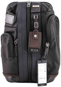 e65ea1ac2 Tumi Backpack - item med img. Tumi. Hickory Alpha Bravo Monterey Sling * Black  Backpack