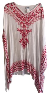 Shoreline Embroidered Cover-up