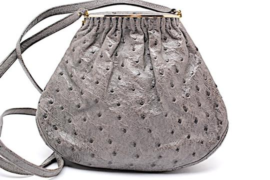 Other Ostrich Cross Body Bag