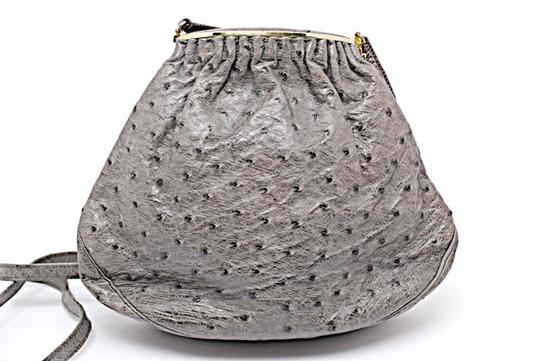 Other Ostrich Cross Body Bag Image 4