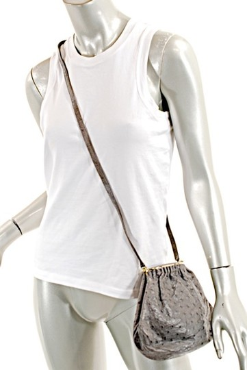 Other Ostrich Cross Body Bag Image 8