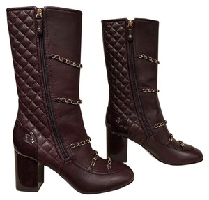 07fffdcd11a Chanel Chain Boots - Up to 70% off at Tradesy (Page 2)