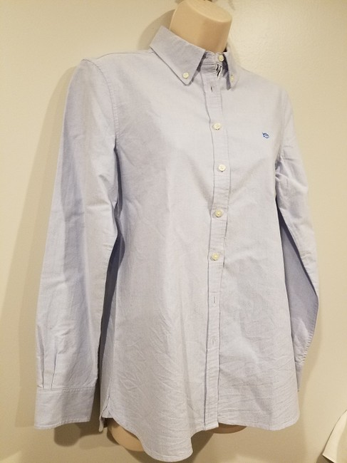 Southern Tide Button Down Shirt boat blue Image 2