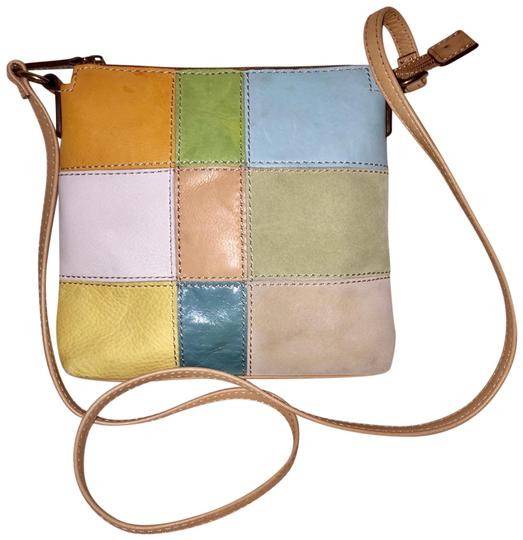 Preload https://img-static.tradesy.com/item/22861943/fossil-multi-color-leather-cross-body-bag-0-2-540-540.jpg