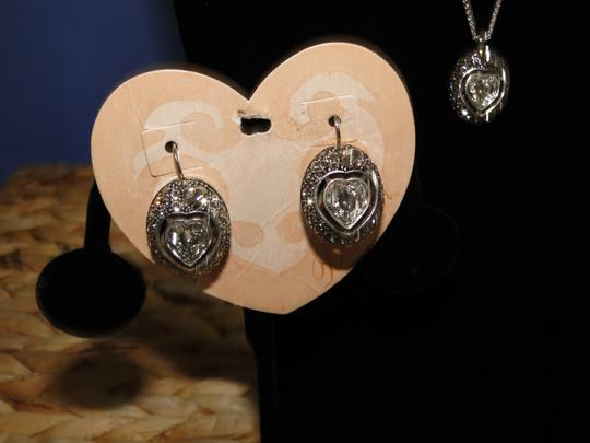 Brighton Brighton Ecstatic Heart Necklace & Earring Set Image 5