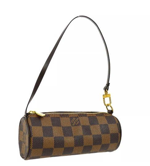 Louis Vuitton Wristlet in Damier Ebene Image 0