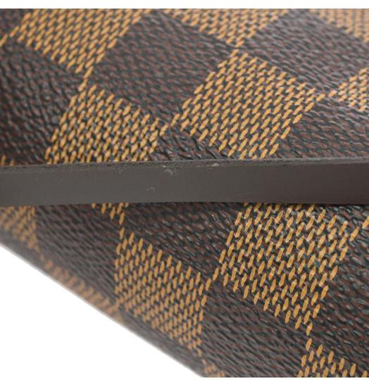 Louis Vuitton Wristlet in Damier Ebene Image 5