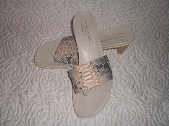 Donald J. Pliner multi color Sandals Image 6