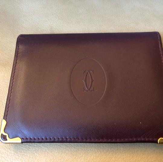 Cartier Rare vintage Cartier card case over 65% off Image 1