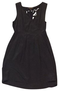 Akiko short dress black on Tradesy