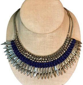 c50bfb783 Blue Nordstrom Necklaces - Up to 90% off at Tradesy