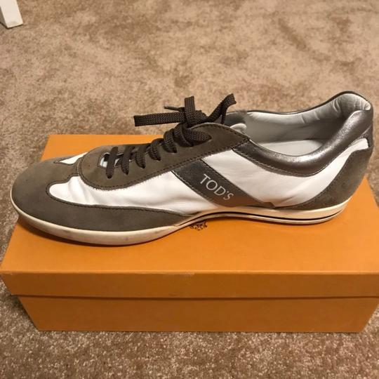Tod's white/brown Athletic Image 2