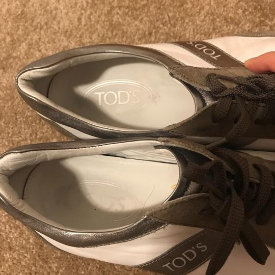 Tod's white/brown Athletic Image 5