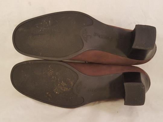 BeautiFeel Arch Support Mary Janes Made In Israel brown Pumps Image 5