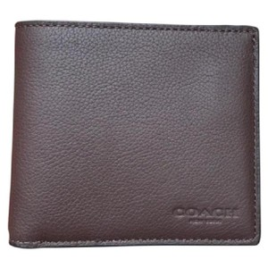 Coach coach wallet new with gift box