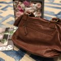 IORI Satchel in light Brown Image 4