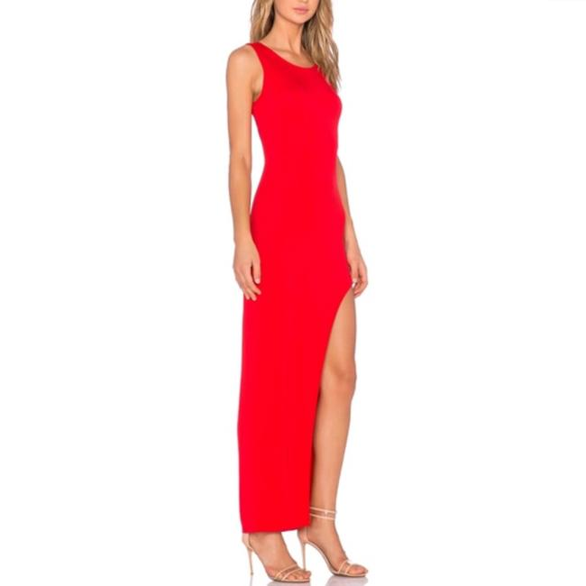 red Maxi Dress by Lovers + Friends Image 2