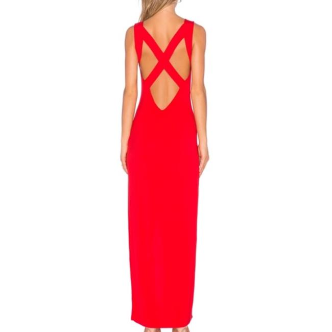 red Maxi Dress by Lovers + Friends Image 3