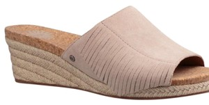 UGG Australia New With Tags New In Box Horchata Wedges