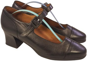 BeautiFeel Arch Support Mary Janes Made In Israel black Pumps