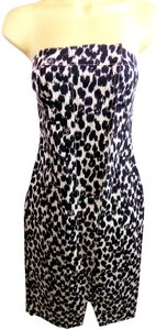 Stella McCartney short dress Black White on Tradesy