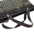 Dior Made In Italy Tote in Navy Image 6