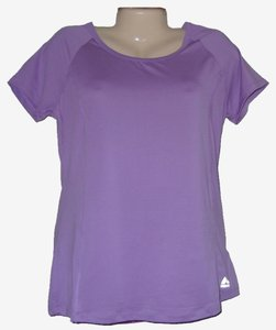 Reebok Keyhole Shirt Size M New With Tags Moisture Wick Yoga Fitness