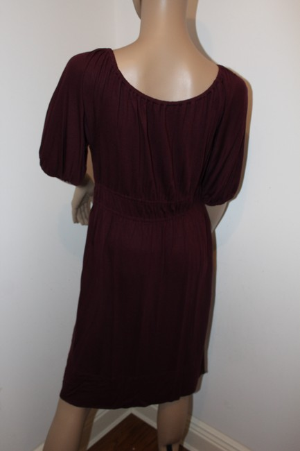 Juicy Couture short dress Maroon on Tradesy Image 2