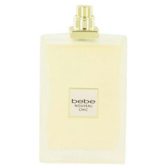 bebe NOUVEAU CHIC BY BEBE FOR WOMEN-EDP-100 ML-TESTER-USA Image 2