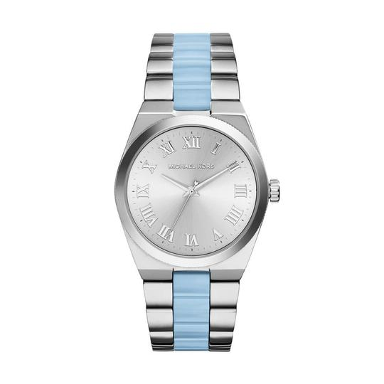 Preload https://img-static.tradesy.com/item/22864705/michael-kors-sliver-women-s-stainless-steel-casual-mk6150-watch-0-0-540-540.jpg