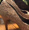 Style Shoes Gold Formal Image 7