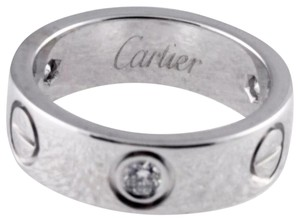 Cartier Cartier Love Ring 3 Diamonds