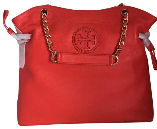 Preload https://img-static.tradesy.com/item/22865079/tory-burch-marion-slouchy-red-tote-0-1-540-540.jpg