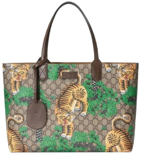 Preload https://img-static.tradesy.com/item/22865148/gucci-nwts-gg-bengal-medium-canvasleather-tote-0-5-540-540.jpg