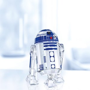 Swarovski Crystals Star Wars - R2-d2 Other