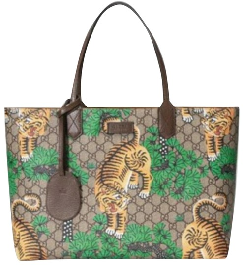 Preload https://img-static.tradesy.com/item/22865467/gucci-nwts-gg-bengal-medium-canvasleather-tote-0-4-540-540.jpg