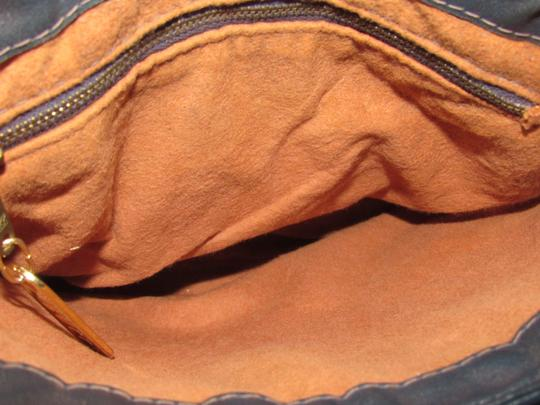 Gucci 'snaffle' Equestrian Accents Great For Everyday Rare Early Excellent Vintage Hobo Bag Image 9