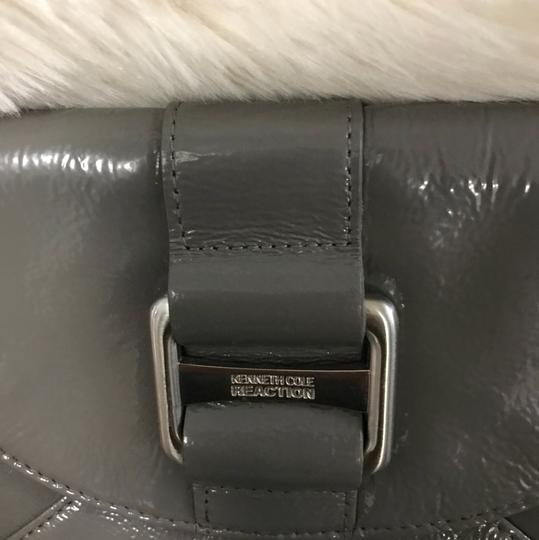 Kenneth Cole Reaction gray Clutch Image 3