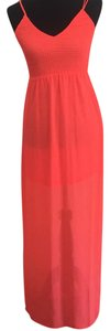 Orange Maxi Dress by DV by Dolce Vita