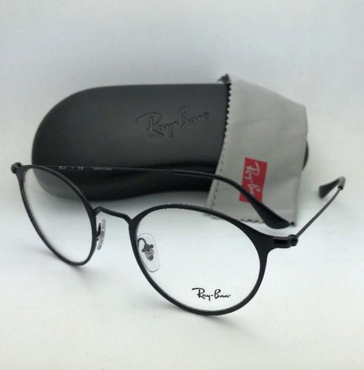 Ray-Ban New RAY-BAN Eyeglasses RB 6378 2904 49-21 145 Matte Black-Shiny Black Image 10