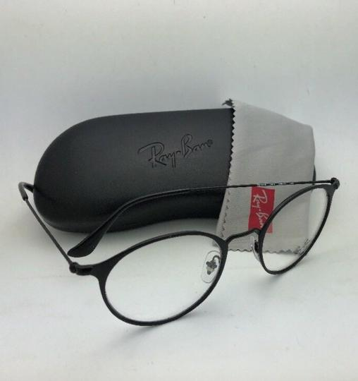 Ray-Ban New RAY-BAN Eyeglasses RB 6378 2904 49-21 145 Matte Black-Shiny Black Image 3