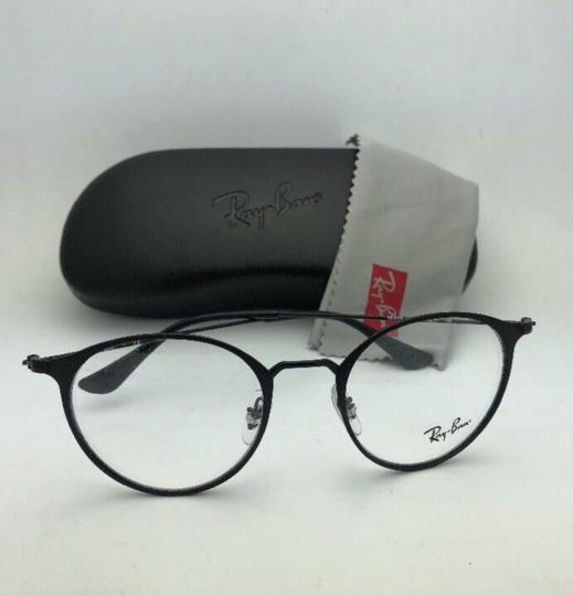 Ray-Ban New RAY-BAN Eyeglasses RB 6378 2904 49-21 145 Matte Black-Shiny Black Image 4