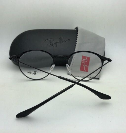 Ray-Ban New RAY-BAN Eyeglasses RB 6378 2904 49-21 145 Matte Black-Shiny Black Image 7