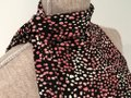 Guess Summer Size 6 Size Small Black, Pink, White Halter Top Image 4