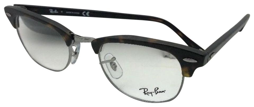 40d38f7e4f Ray-Ban New RAY-BAN CLUBMASTER Rx-able Eyeglasses RB 5154 5211 49 ...