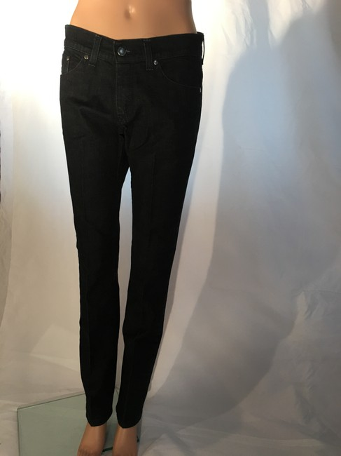 Other Stretchy Pant Skinny Jeans-Dark Rinse Image 11