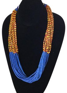 Other Vintage African Bead necklace